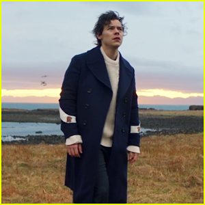Harry Styles Flies in New 'Sign of the Times' Video!