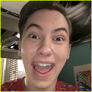 'The Fosters' Star Hayden Byerly is Taking Over Our Instagram Story Today From Set!