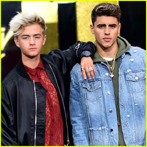 Jack & Jack Kill It at the MTV Movie & TV Awards 2017 Before the Hail Storm