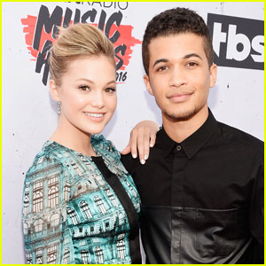 Jordan Fisher Reflects On 10-Year Friendship With Olivia Holt: 'Love You Lots'