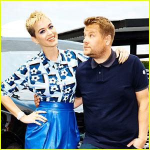 Katy Perry Sings Her Hits, Talks Taylor Swift During 'Carpool Karaoke' - Watch Full Video!