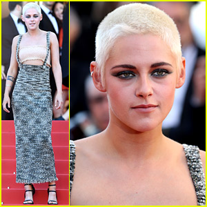Kristen Stewart Adheres to Cannes Dress Code, But She's Not Afraid to Break It!