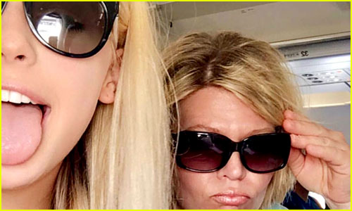 Exclusive: Loren Gray Writes Grateful 'Letter to Mom' for JJJ's Mother's Day Series