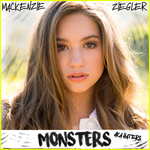 Mackenzie Ziegler's Music Video for 'Monsters (aka Haters)' is Out -- Watch Now