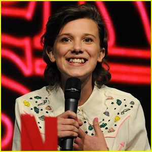 Millie Bobby Brown Sings 'Ave Maria' in Argentina & It's Amazing - Watch