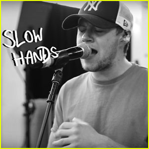 Niall Horan Takes Fans BTS in 'Slow Hands' Lyric Video - Watch Now!