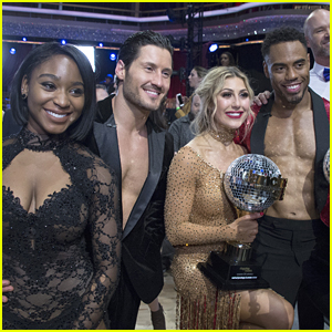 Normani Kordei Isn't Mad That Rashad Jennings Won DWTS