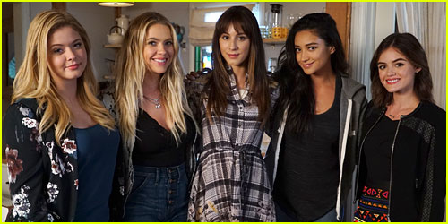Pretty Little Liars cast talks the show's 'perfect' ending