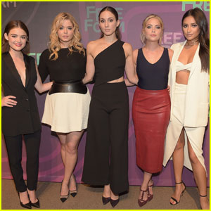 This is How the 'Pretty Little Liars' Cast Found Out Who 'Ultimate A' Was