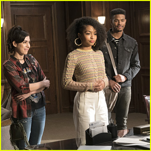 'Black-ish' Spinoff Starring Yara Shahidi Officially Greenlit By Freeform