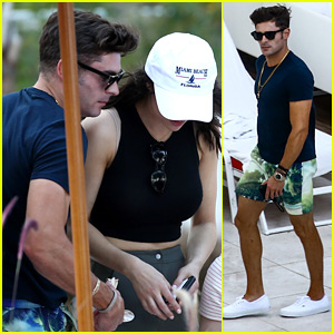 Are zac efron and alexandra dating