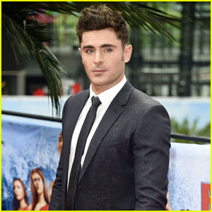 Zac Efron's Grandparents Seeing 'Baywatch' is Seriously the Cutest Thing Ever