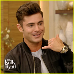 Zac Efron Reveals Michael Jackson Was a Fan of His! (Video)