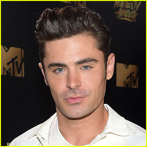 Zac Efron Signs On for New Movie Playing Famous Serial Killer