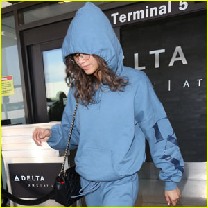 Zendaya is a 'Big Believer in Sweatpants'