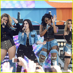 Fifth Harmony is Loving the Normani Kordei-Inspired 'Down' Challenge