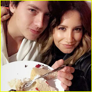 Ashley Tisdale is 'So Proud' of Cole Sprouse for his Work in 'Riverdale'