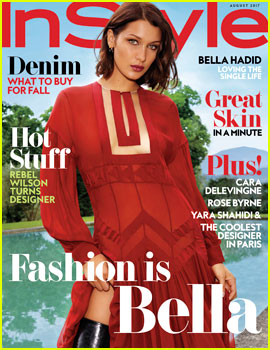 Bella Hadid on BFF Kendall Jenner: 'She's a Pretty Significant Human I Met Online'