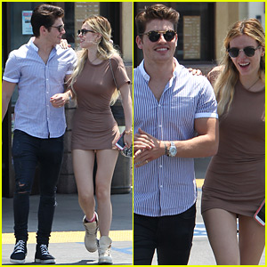 Bella Thorne & Gregg Sulkin Look So Happy Together in New Photos!