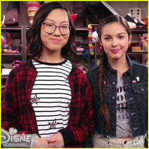 Paige & Frankie Are 'New School Superstars' - 'Bizaardvark' Season 2 Premiere Clip! (Exclusive)