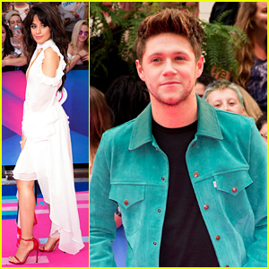 Camila Cabello & Niall Horan Are Best New Artist Rivals at iHeartRadio MMVAs!