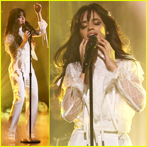 Camila Cabello Sings #SummerSongs, Performs 'Crying In The Club' on 'Fallon'!