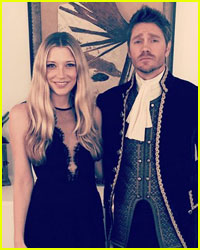 Chad Michael Murray Recreates 'A Cinderella Story' For a Great Cause