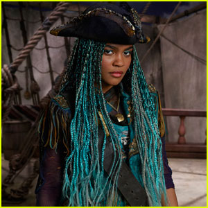 China Anne McClain Assures 'Descendants 2' Fans That Uma Has a Sweet Side (Exclusive)