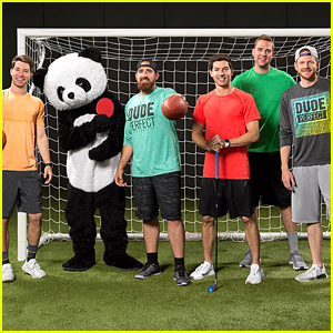 The Dude Perfect Show To Premiere Next Month on Nickelodeon - Exclusive Pic!