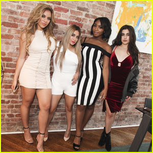 Fifth Harmony Adorably Surprise Some Harmonizers at the Tumblr Offices in NYC