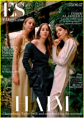 Haim Doesn't Feel the Need to Stick Up For Their Pal Taylor Swift