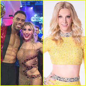 Heather Morris Joins 'DWTS: Hot Summer Nights' Tour For July!
