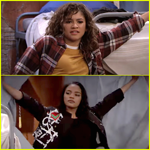 China Anne McClain Joins Zendaya in the Spy World For 'K.C. Undercover' Season 3