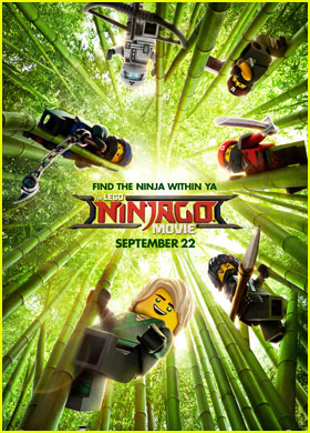 'The Lego Ninjago Movie' Gets New Poster