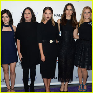 'Pretty Little Liars' Boss Promises Two Weddings in Final Episodes!