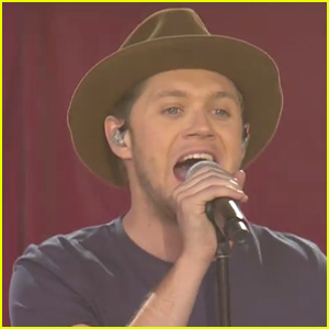 Niall Horan Dedicates His 'One Love' Concert Performance to Manchester (Video)