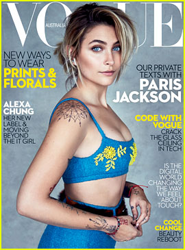 Paris Jackson: 'I Really Want to Leave a Positive Imprint in the Fashion World'