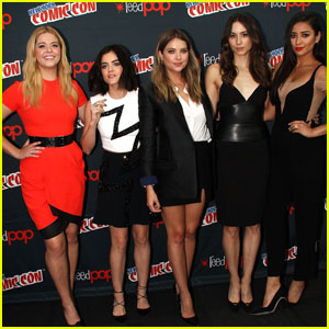 This is How the 'Pretty Little Liars' Cast Kept All Those Secrets
