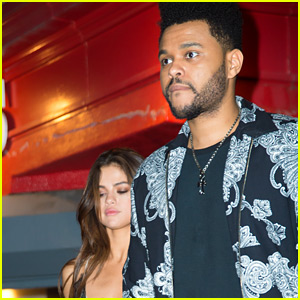 Selena Gomez Does Date Night in NYC with The Weeknd!