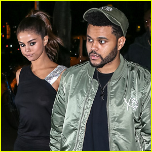Selena Gomez Joins The Weeknd for Dinner After His NYC Concert!