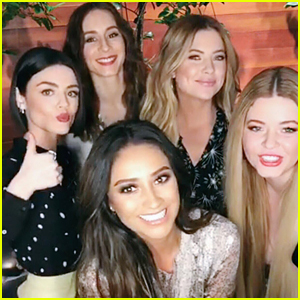 The 'Pretty Little Liars' Cast Could Not Make It Through The Final Scene