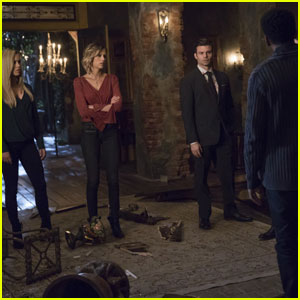 'The Originals' Finale: Vincent Tries to Save Hope in This Clip - Watch Now! (Exclusive)