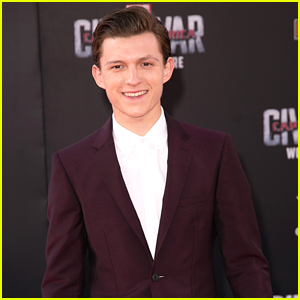 'Spider-Man: Homecoming's Tom Holland Couldn't Stop Doing Backflips During His Audition