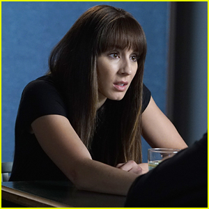 Troian Bellisario Dishes On Mastering an Essex Accent For Alex Drake