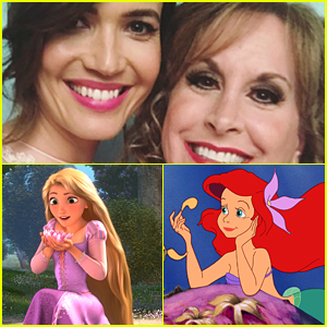The Little Mermaid's Ariel Inspired Tangled's Mandy Moore To Start Singing