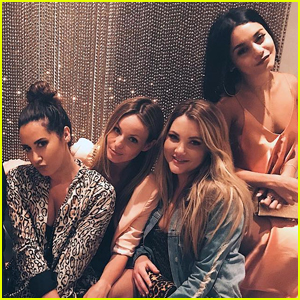 Ashley Tisdale Celebrates Her Birthday Week With Vanessa Hudgens