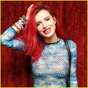 Bella Thorne Says That She Used to Be 'Tone Deaf' Before Vocal Training