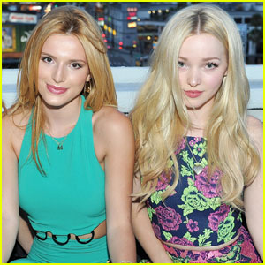 Dove Cameron & Bella Thorne Joke About Getting Married on Twitter