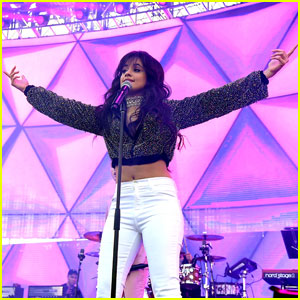 Camila Cabello Dreams Of Winning a Grammy