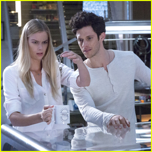 Kirsten and Cameron Are Stuck Together In the Lab on 'Stitchers' Tonight